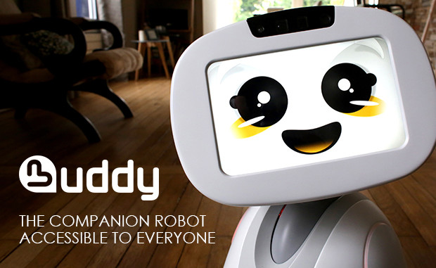 Cuddy :A Complete Family Robot